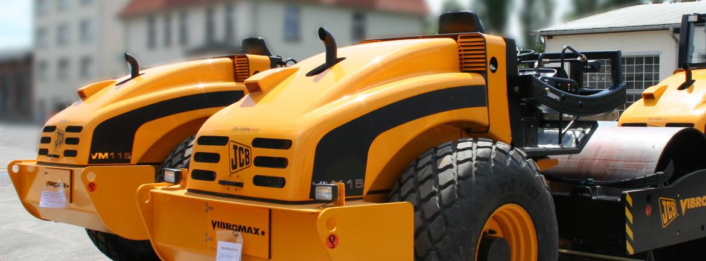 Banner ibromax Bodenverdichtungsmaschinen