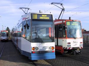 Straßenbahn Bielefeld