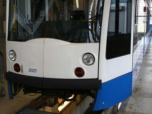 Straßenbahn Amsterdam