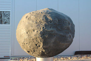 Asteroid Modell