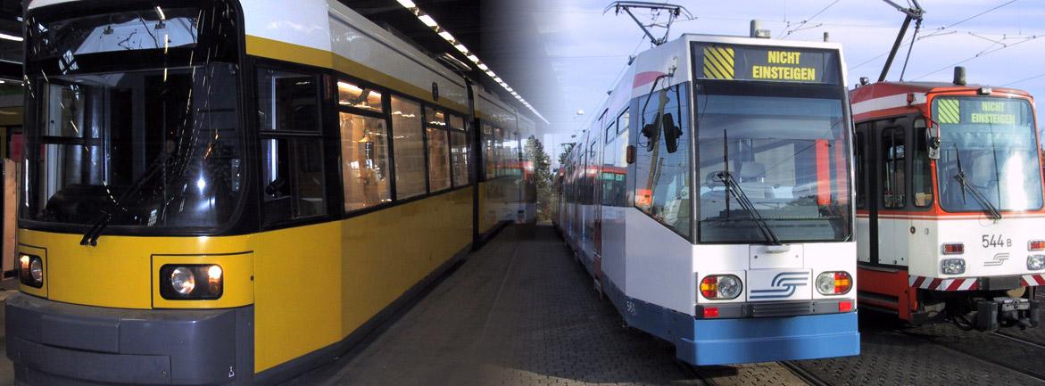 Banner Bahn