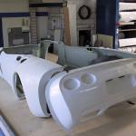 Corvette Herstellung