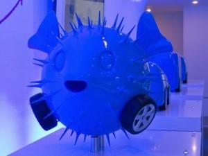VW Fisch Auto