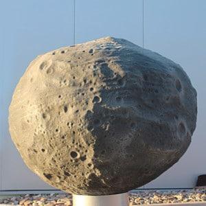 """Steinimitat - Asteroid """"VESTA"""""""