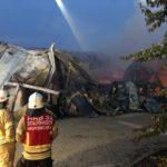 13.07.18 - Großbrand bei ACCENTFORM