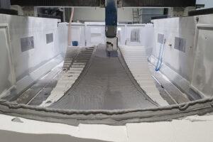 5-Achsen-Fräsbearbeitung bis zu 10x4,2x1,6m